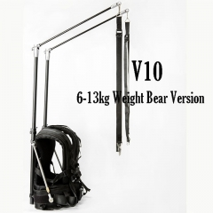 V10 2-8Kg/6-13Kg Like EASYRIG/READYRIG Atlas stabilizer gimbal steadicam support vest for DJI Ronin M 3 axis gimbal Zhiyun FEIYU Freefly