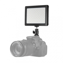 DIGITALFOTO Studio Photography 192 LED Light 3200K-6000K with Stepless dimming Warm/Cold for DSLR Camcorder DV DSLR Youtube