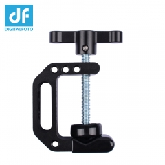 C-Clamp 3-42mm jaws super clamp with 1/4