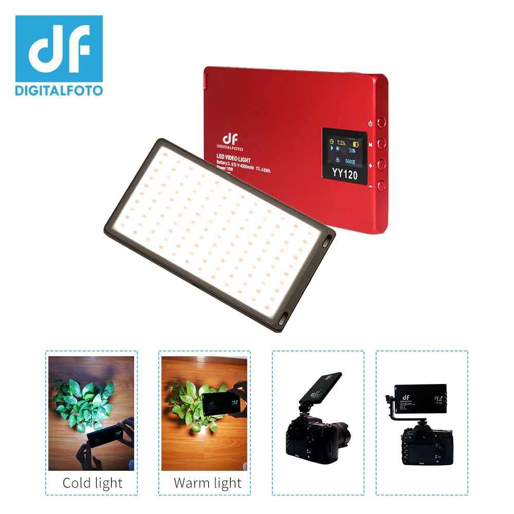 DigitalFoto YY120 Bi-Color LED Light