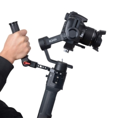 Versatible Angle Adjustable Handle for DJI RONIN S RONIN SC with mini magic arm