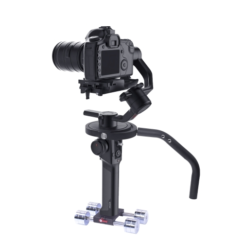 YC-M2 YOKE&COLLAR&Counter Weight for THANOS-PROM2 MOZA AIR 2 Gimbal