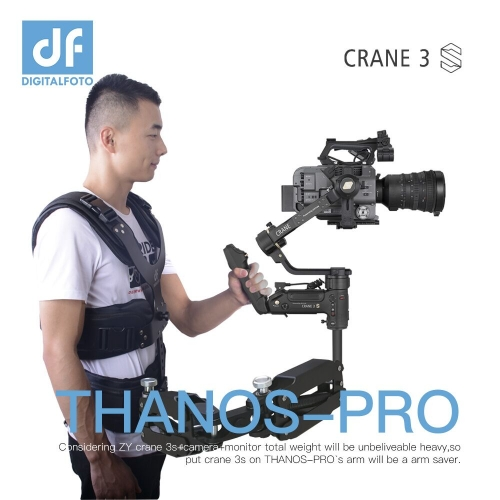Adapter for ZY Crane3S and THANOS-PRO Vest Arm