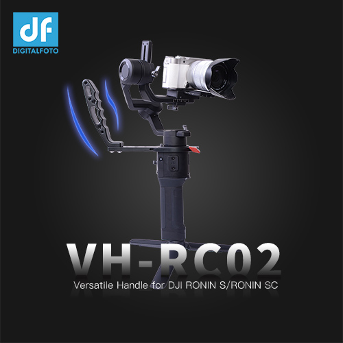 Versatile Handle for DJI Ronin S/Ronin SC