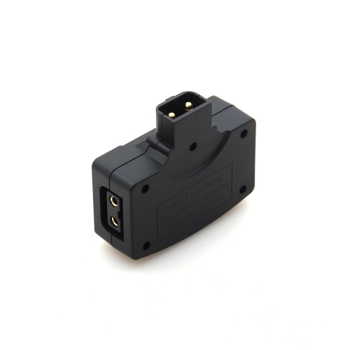 V Mount Battery Adapter with D-Tap Port USB Port