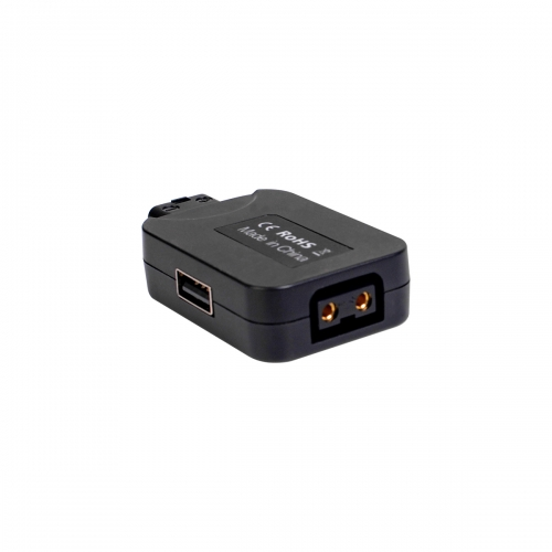 V Mount Battery Adapter with D-Tap Port USB Interface DC port